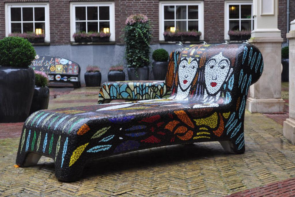 chaise longue beton