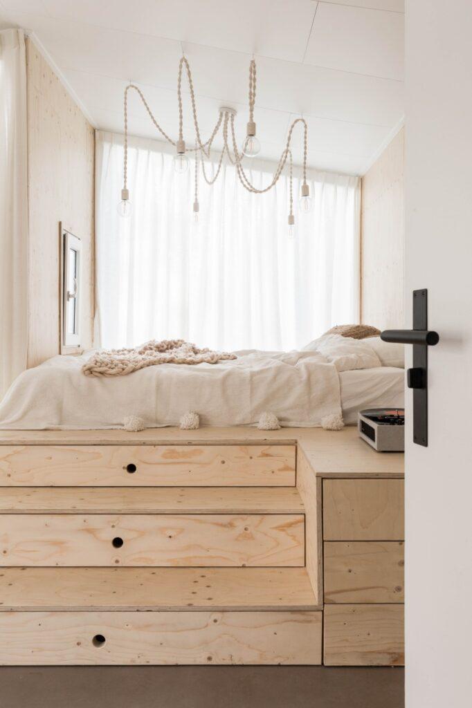 bed underlayment
